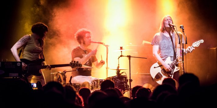 Concierto De The Dandy Warhols En Apolo
