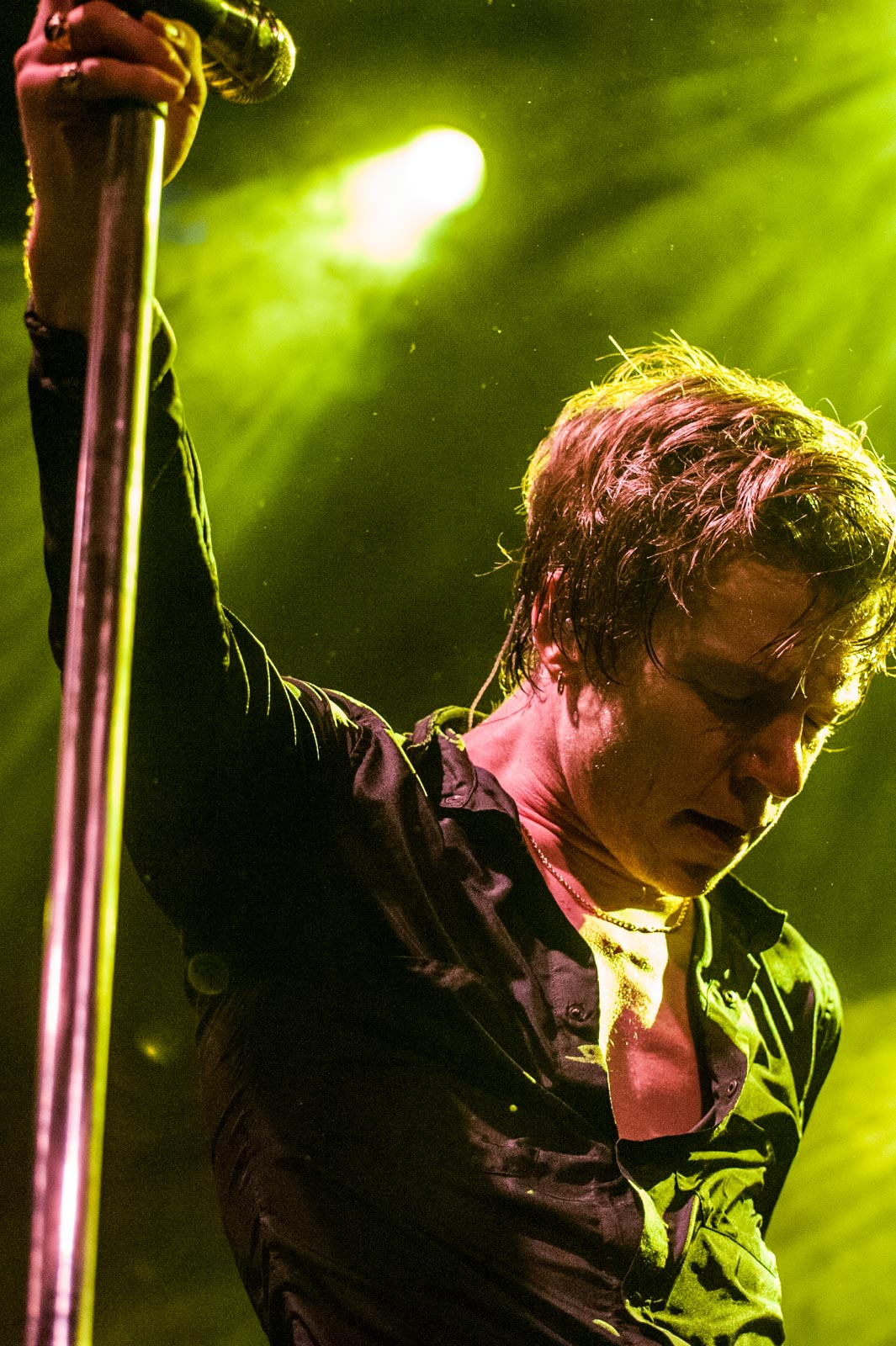 Concierto de Cage the elephant en Apolo, Barcelona.