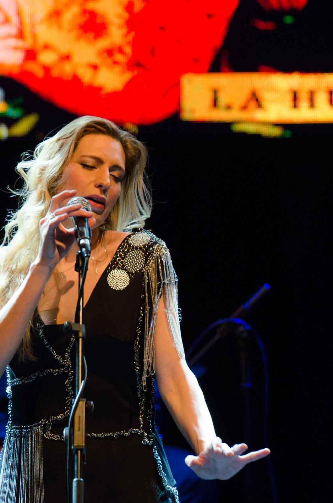 Concierto de Tori Sparks en Luz de Gas de Barcelona.