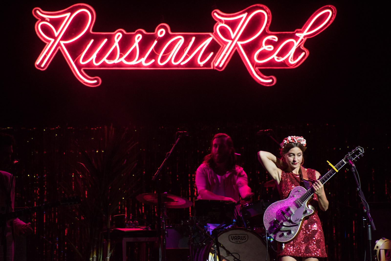 Concierto de Russian Red en BARTS