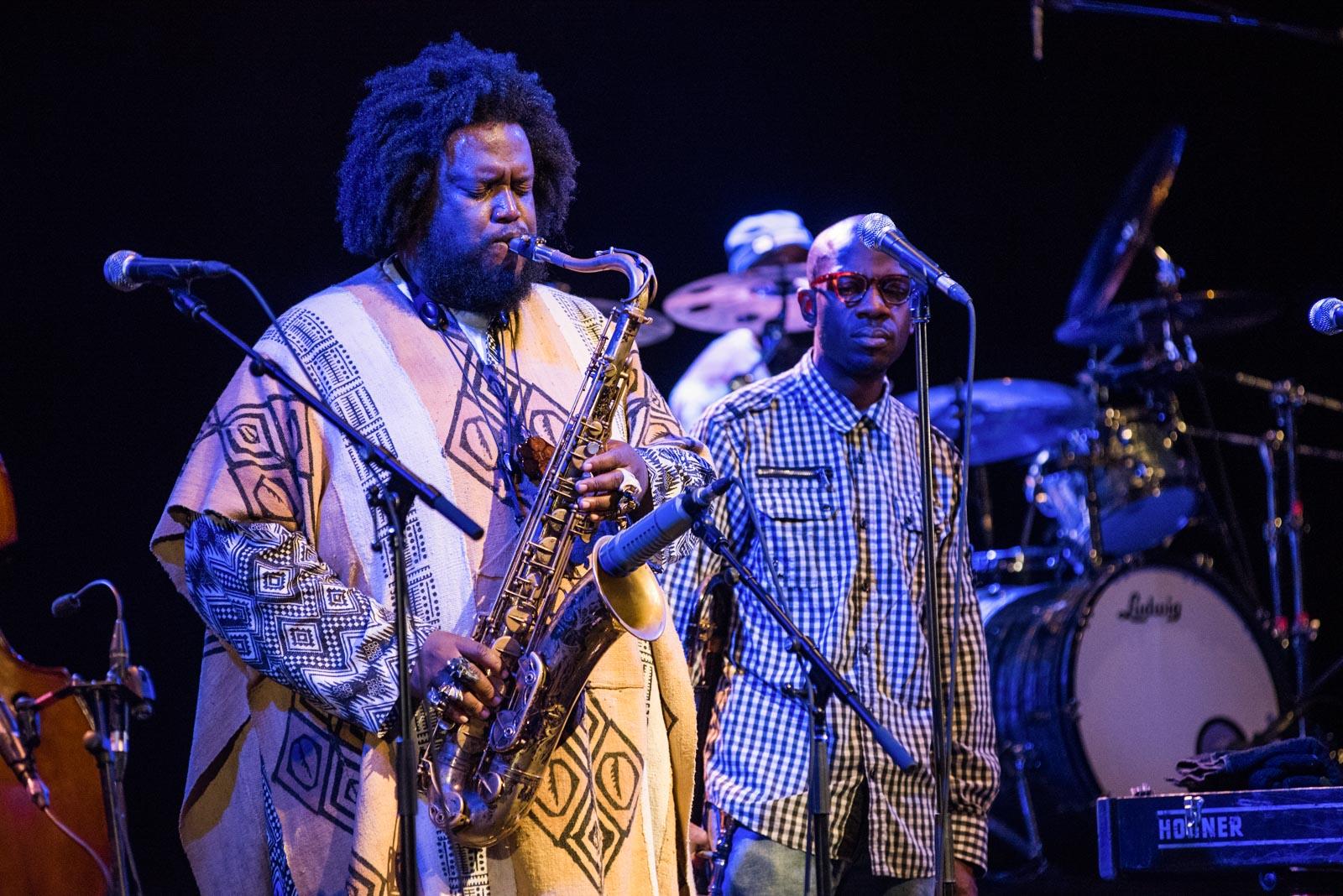 Concert De Kamasi Washington A La Sala BARTS