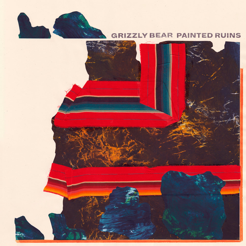 GRIZZLY-BEAR---PAINTED-RUINS
