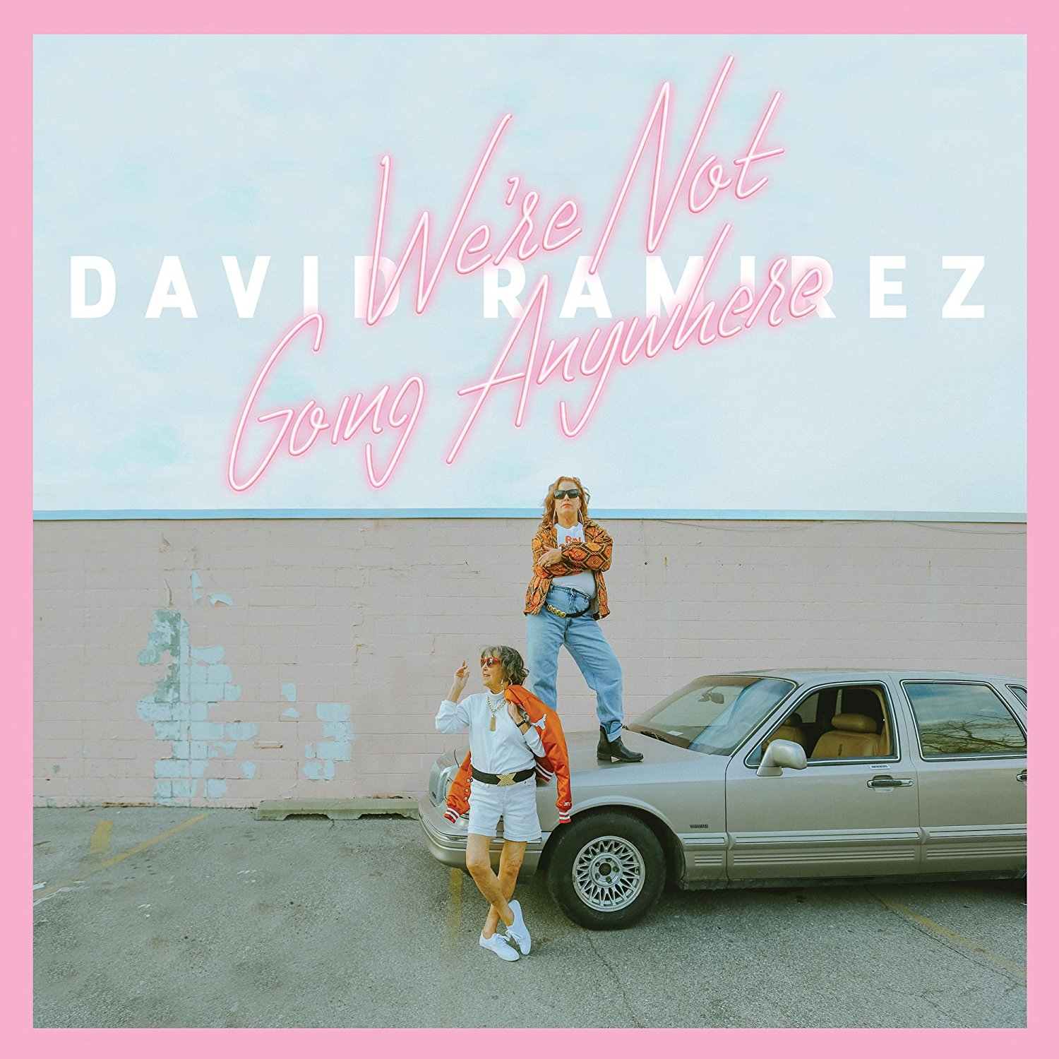 David Ramírez - We're not going anywhere