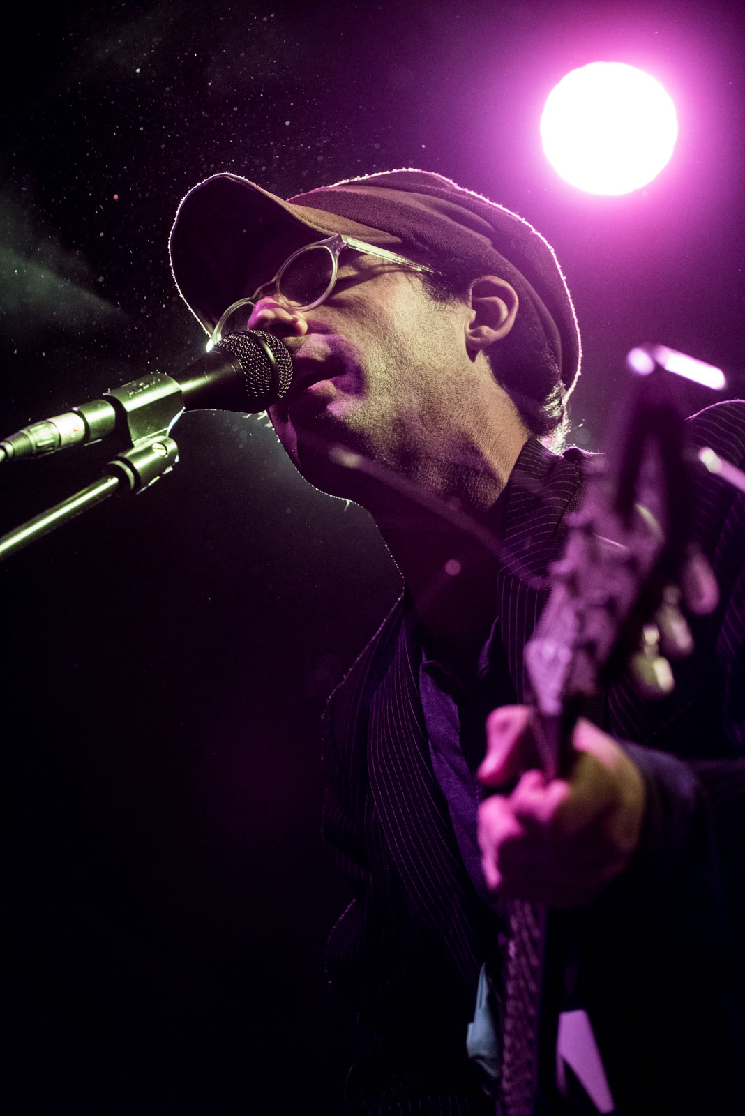 Clap Your Hands Say Yeah, Apolo Barcelona