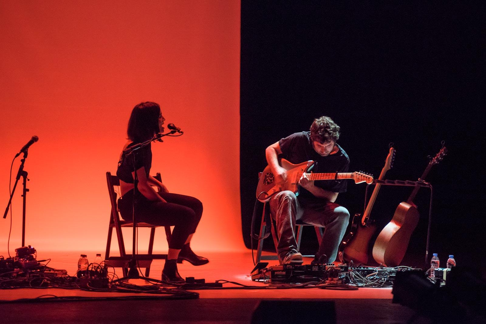 Maria Arnal i Marcel Bagés, Teatre Tívoli
